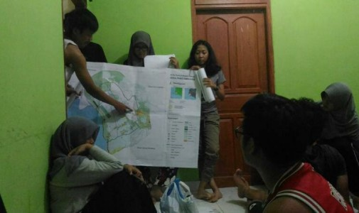 KKL 1 (S1) Geografi UI 2017, Ujung Genteng, Pangumbahan (Sukabumi, Jabar)