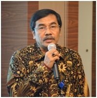 Dr. M. Dimyati sdh mulai mengajar di geografi FMIPA-UI.