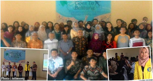 KKL-3 UI di Belitung : Bakal hasilkan 118 Kajian Geografi