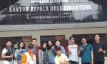 FGD, Masyarakat bersama Tim penelitian bencana hidrometeorologi di Cianjur, November 2017
