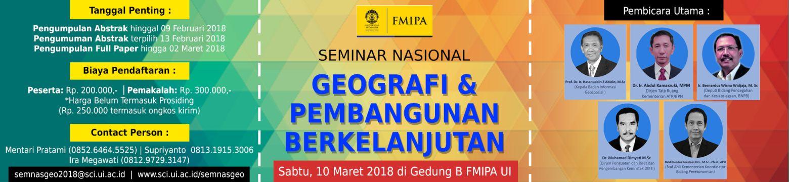 Seminar-Geografi