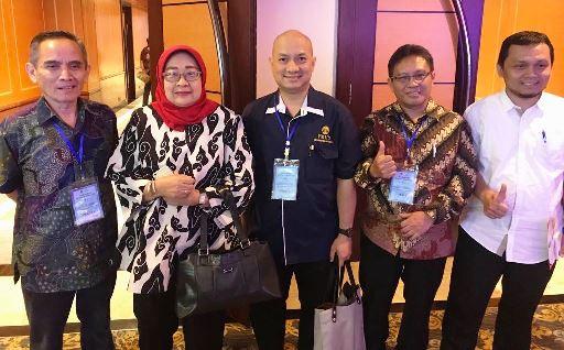 Rakornas Informasi Geografi, Badan Informasi Geospatial (BIG) di hotel Borobudur