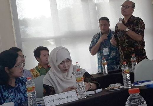 Workshop Penyusunan Standart Laboratorium Bidang Ilmu Geografi. UNNES, di hotel UTC Semarang