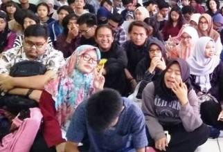 Pembekalan Akhir Mahasiswa Geografi UI , KL 1 Pelabuhan Ratu 2018