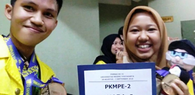 PIMNAS 31 (UN Yogyakarta)
