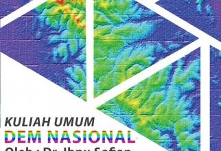 Seminar dan Kuliah Umum Geografi UI (Nov-Desember 2018)